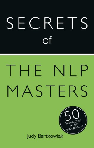 Secrets of NLP Masters